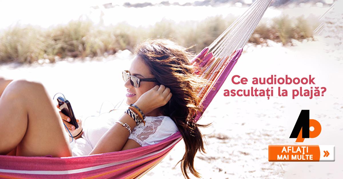 Dezvoltare personală, audiobookuri pentru vacanță