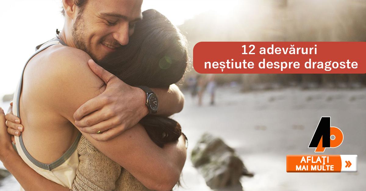 12 adevăruri neștiute despre dragoste