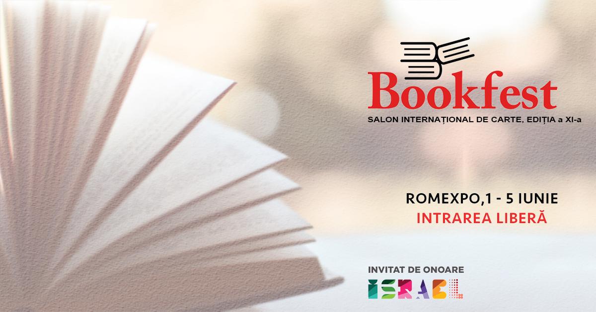 ACT și Politon la Salonul Internațional de Carte Bookfest, 1 - 5 iunie 2016