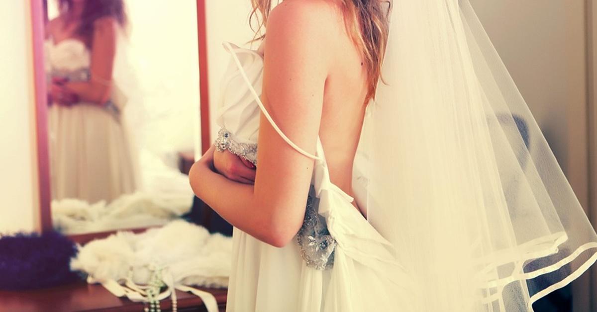 Cum poate o rochie de mireasă să îți decidă destinul?