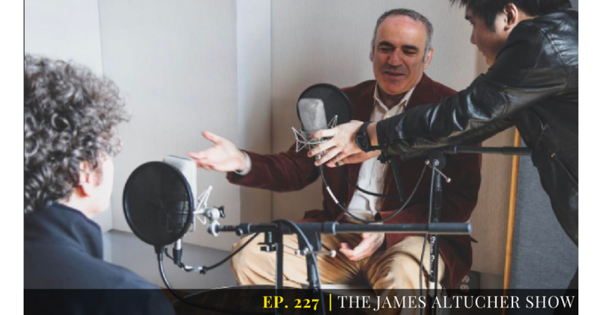 James Altucher - Garry Kasparov