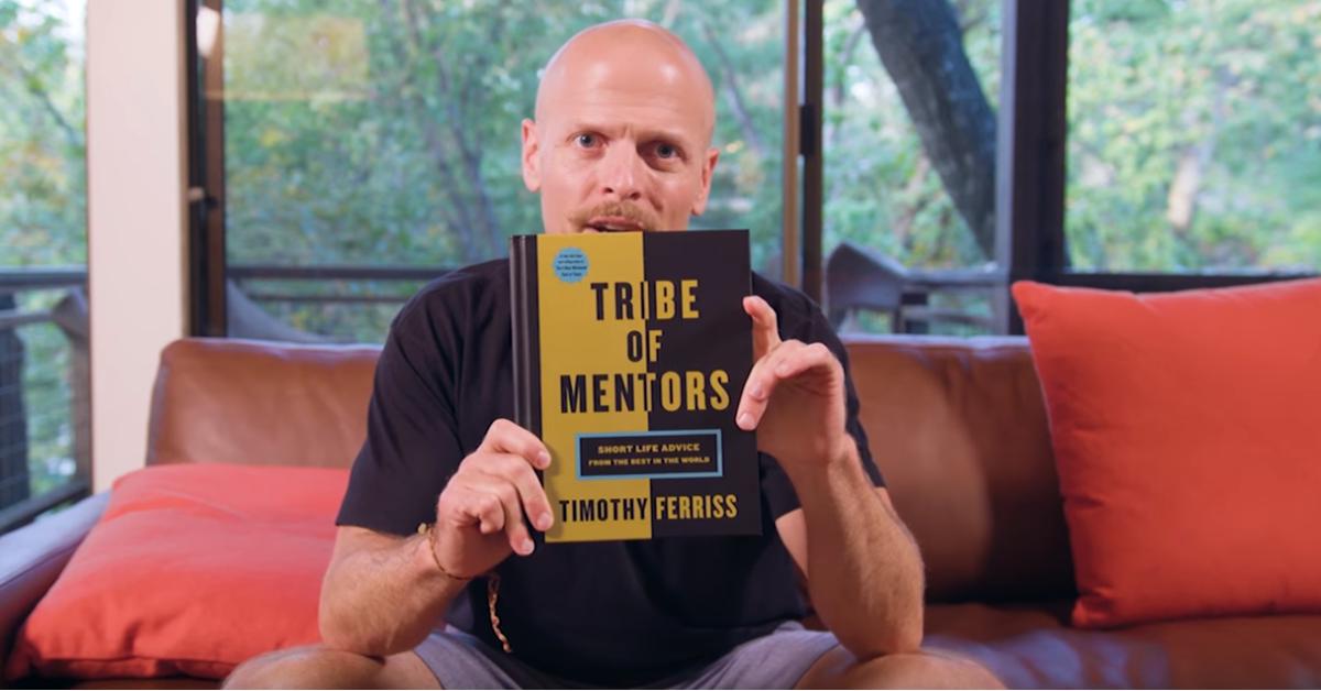"""""""Tribul mentorilor"""" - cartea pe care trebuie să o citești cel puțin o dată în viață"""