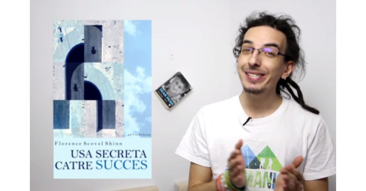 """VIDEO: Trei idei din """"Ușa secretă către succes"""""""