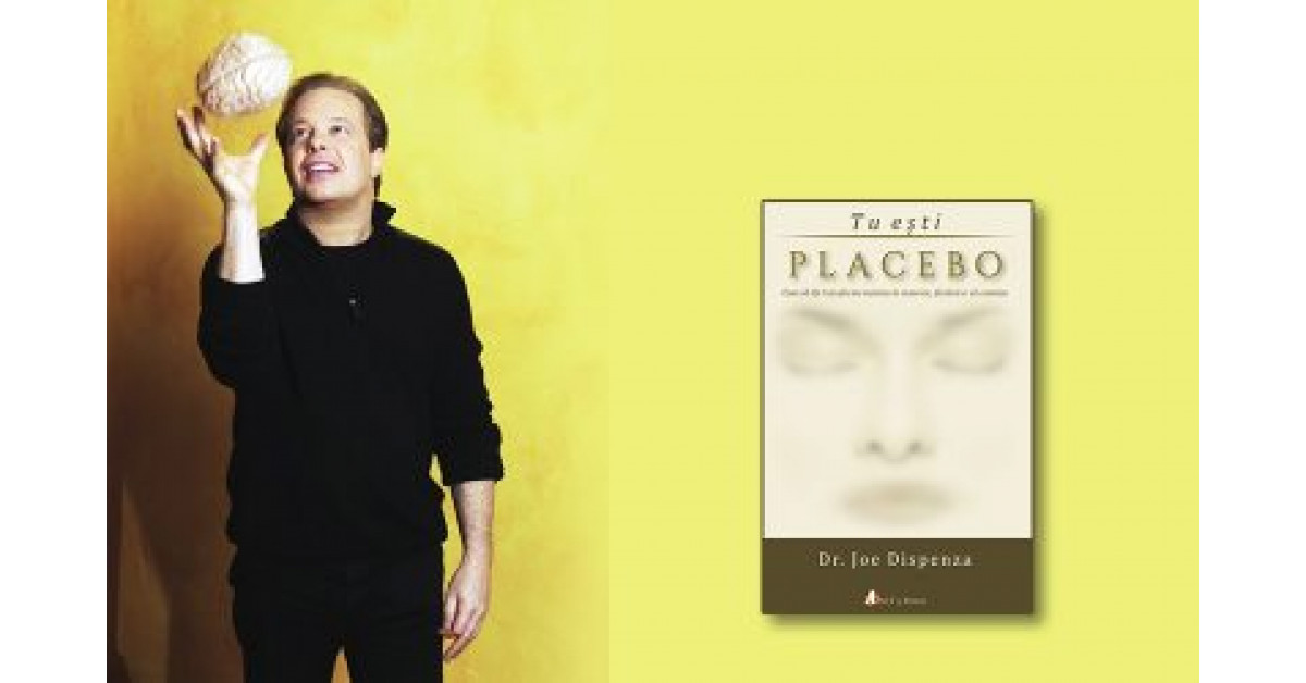"""""""Tu ești placebo"""" ! Noul titlu apărut la Editura ACT și Politon"""
