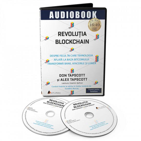 Revoluţia Blockchain. Despre felul în care tehnologia aflată la baza bitcoinului transformă banii, afacerile şi lumea