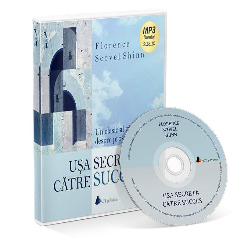 Usa secreta catre succes; Florence Scovel Shinn