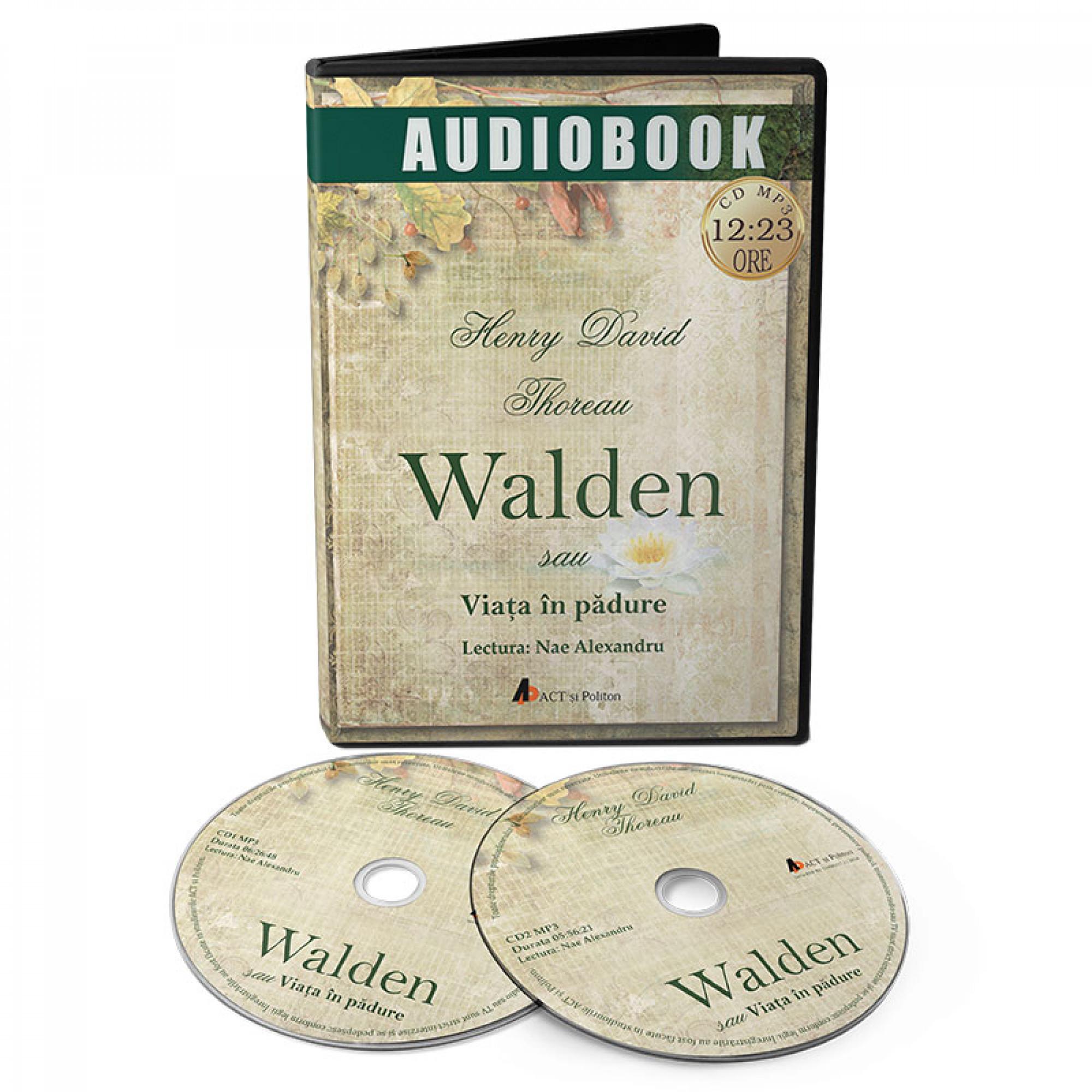 Walden sau Viața în pădure