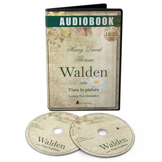 Walden sau Viaţa în pădure