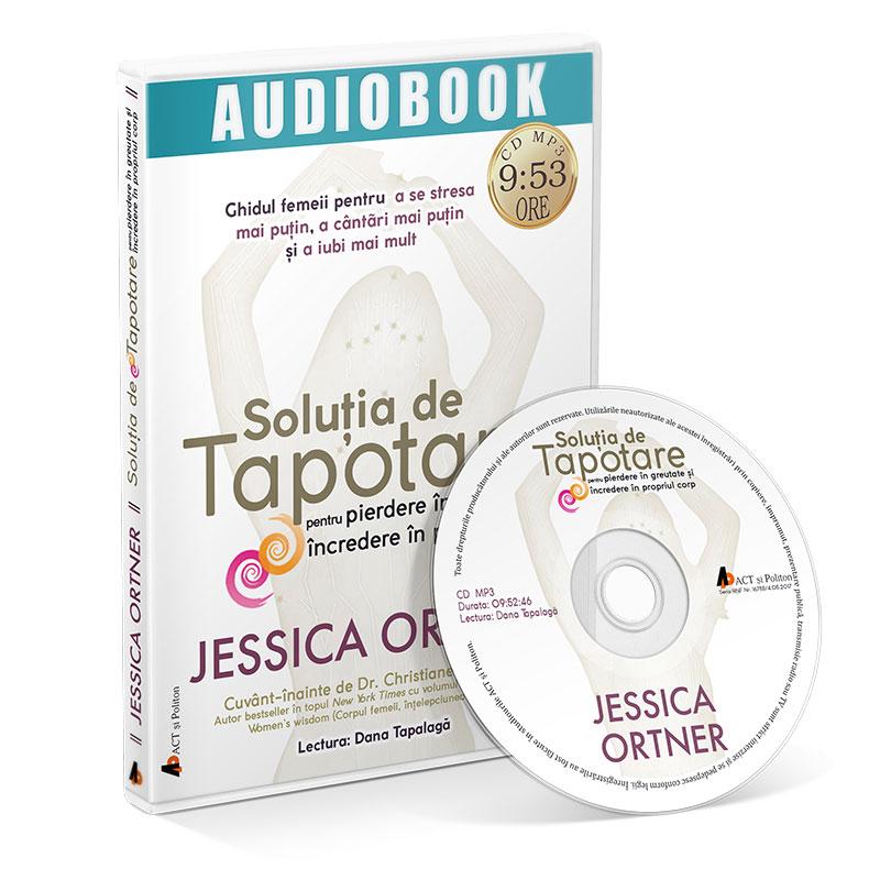 Soluția de tapotare pentru pierdere în greutate și încredere în propriul corp; Jessica Ortner-