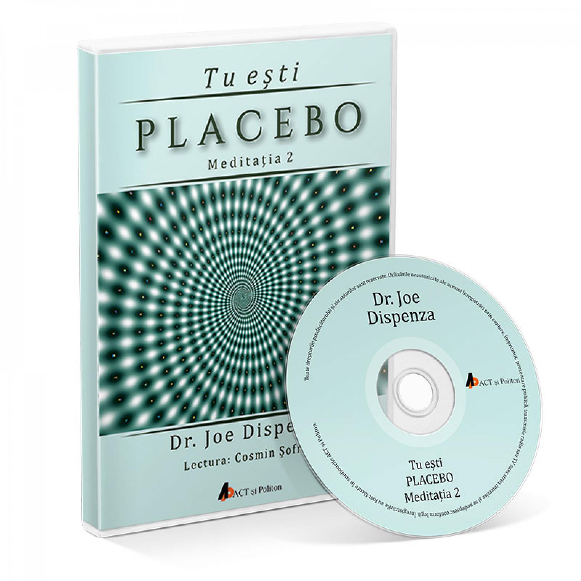 Tu eşti Placebo; Dr. Joe Dispenza; Meditaţia 2 - Cum să schimbi o credinţă şi o percepţie
