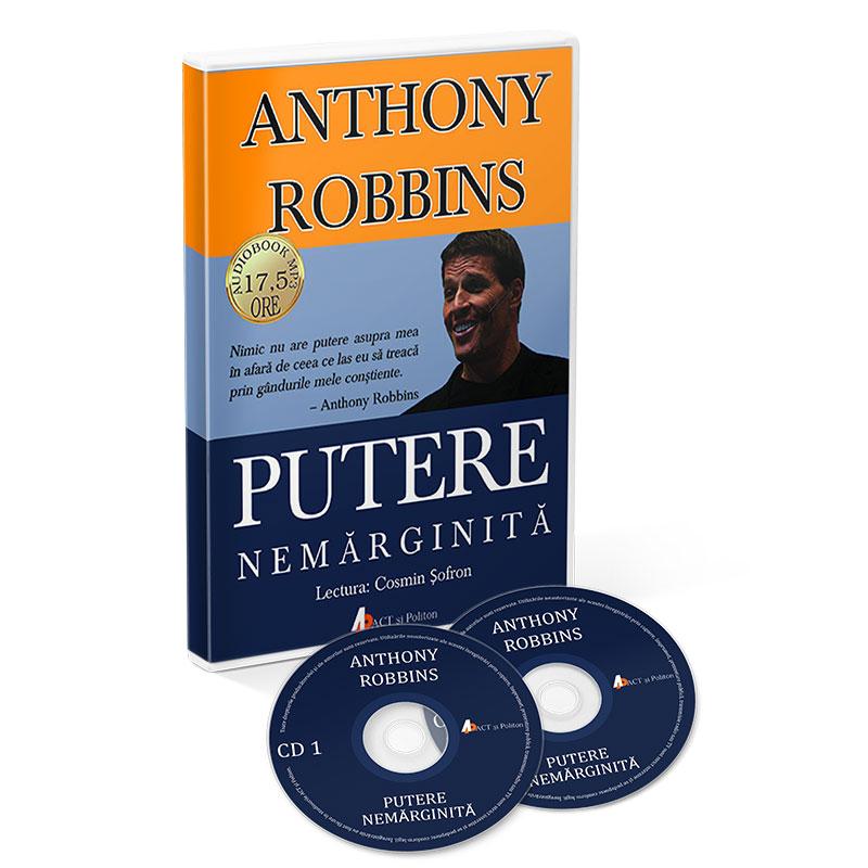 Putere nemărginită; Anthony Robbins