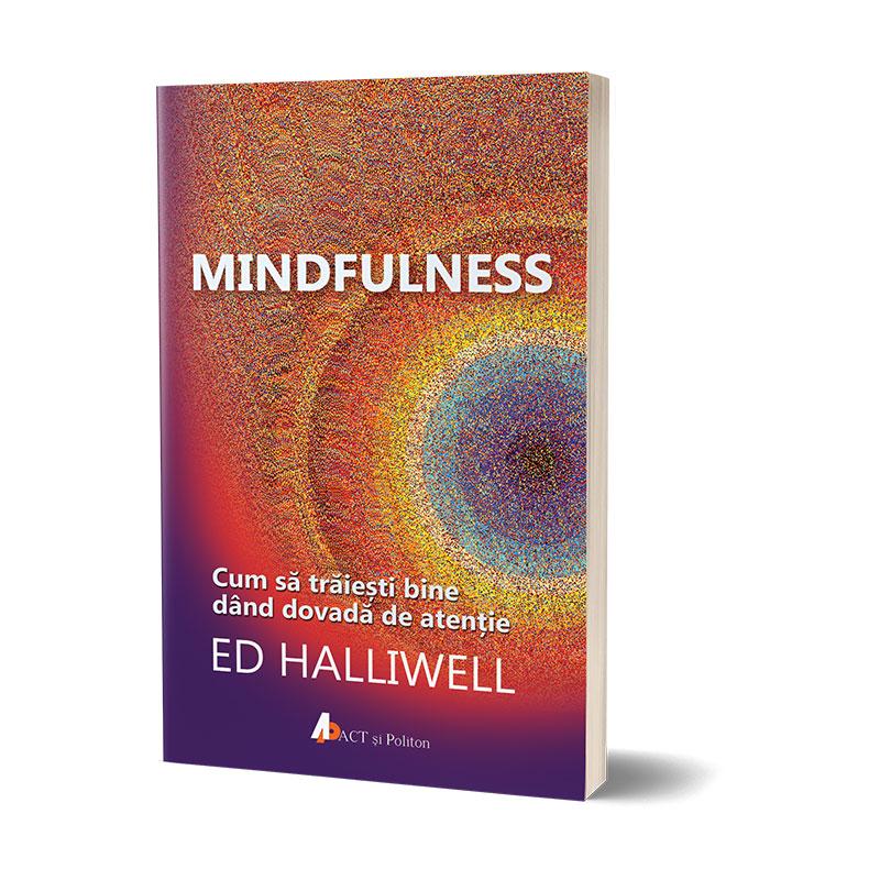 Mindfulness; Ed Halliwell