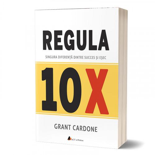 Regula 10X: Singura diferență dintre succes și eșec