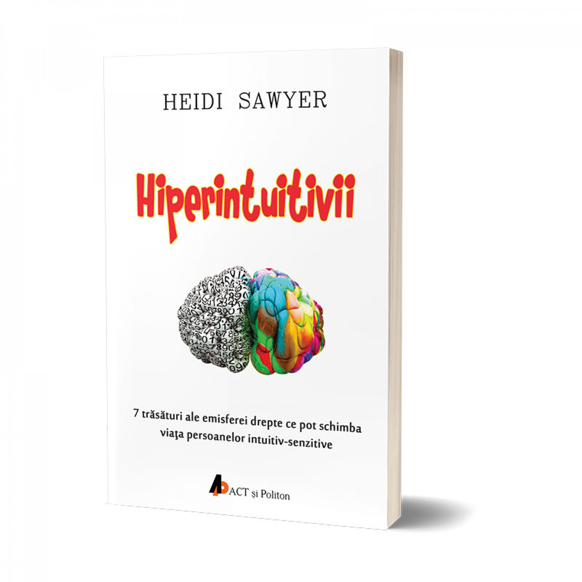 Hiperintuitivii; Heidi Sawyer