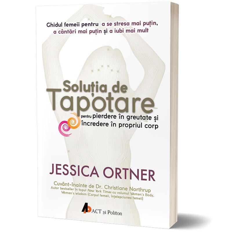 Soluția de tapotare pentru pierdere în greutate și încredere în propriul corp; Jessica Ortner