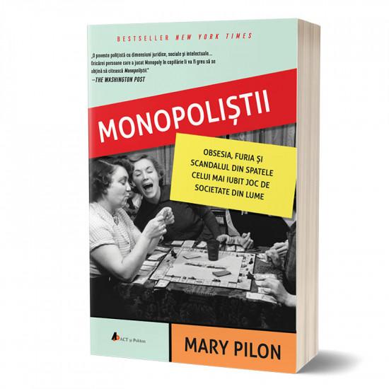Monopoliștii: Obsesia, furia și scandalul din spatele celui mai iubit joc de societate din lume