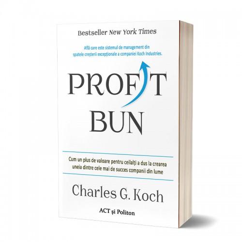 Profit bun: Cum un plus de valoare pentru ceilalți a dus la crearea uneia dintre cele mai de succes companii din lume