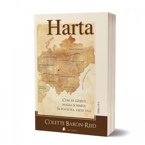 Harta. Ediția a II-a .Cum să găseşti magia şi sensul în povestea vieţii tale.