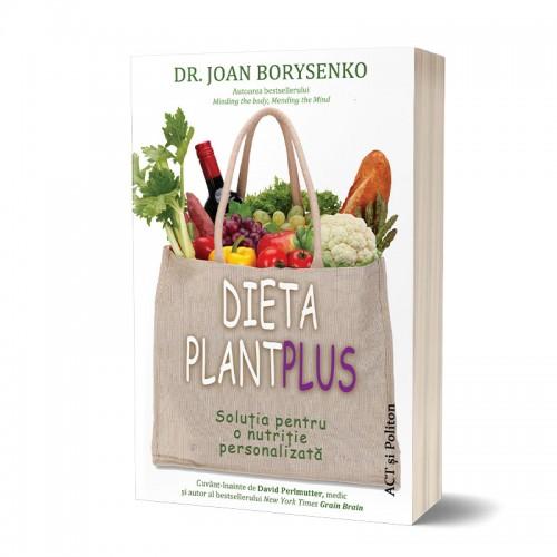 Dieta PlantPlus: Soluția pentru o nutriție personalizată