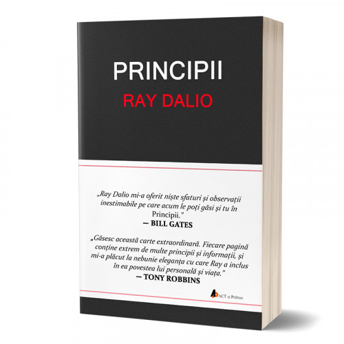 Principii - Învață să obții cât mai mult din fiecare efort pe care îl depui! - Editia de lux