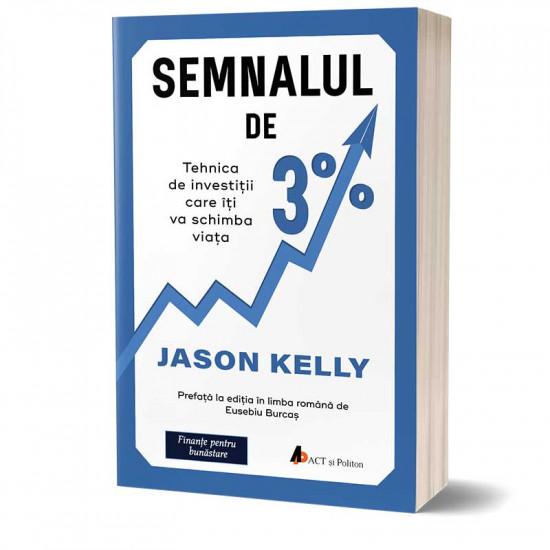 Semnalul de 3%. Tehnica de investiții care îți va schimba viața