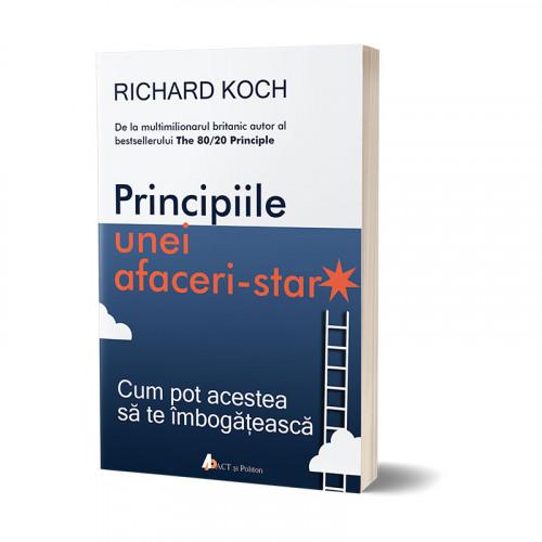Principiile unei afaceri-star. Cum pot acestea să te îmbogăţească