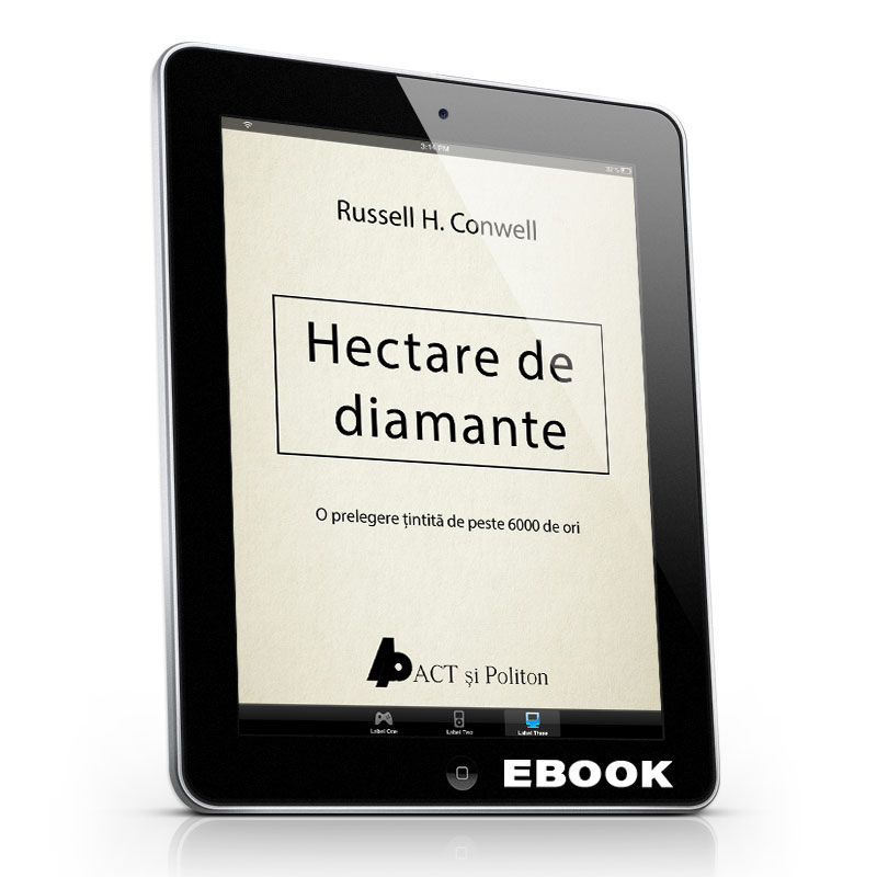 Hectare de diamante; Russell H. Conwell