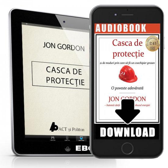 Pachet eBook si MP3 - CASCA DE PROTECȚIE