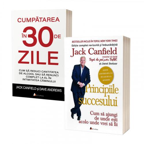 Pachet cărți Jack Canfield