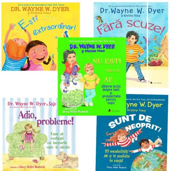 Pachet cărți pentru copii de Wayne Dyer