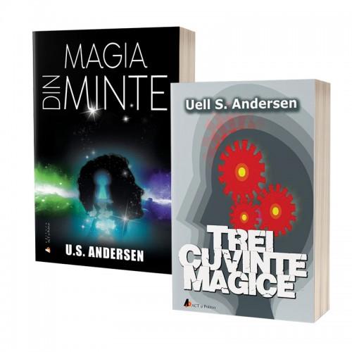 Pachetul magic: Magia din minte și 3 cuvinte magice
