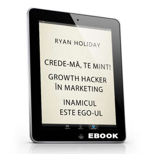 Pachet ebook-uri Ryan Holiday