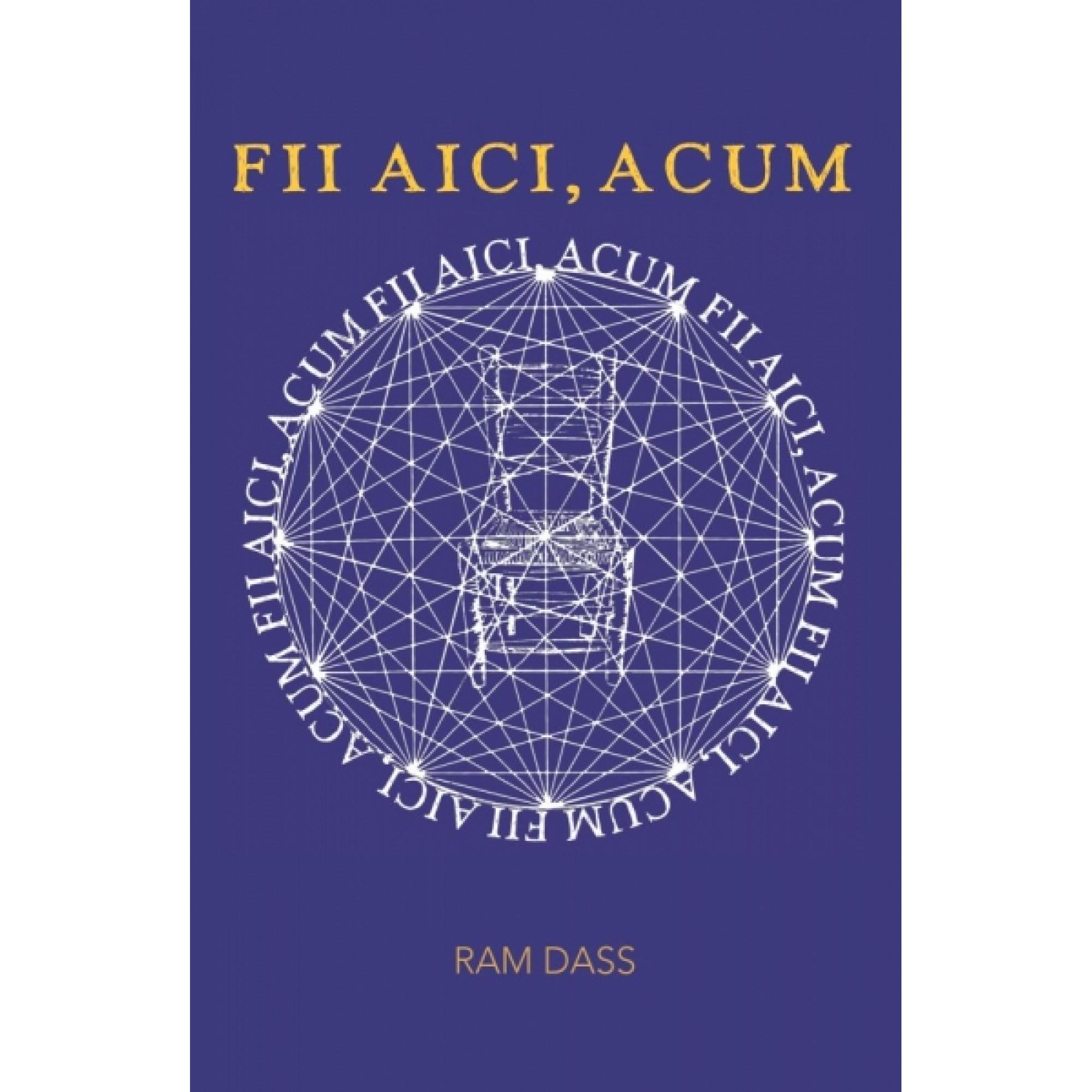 Fii aici, acum. Un manual pentru o viaţă trăită în mod conştient; Ram Dass
