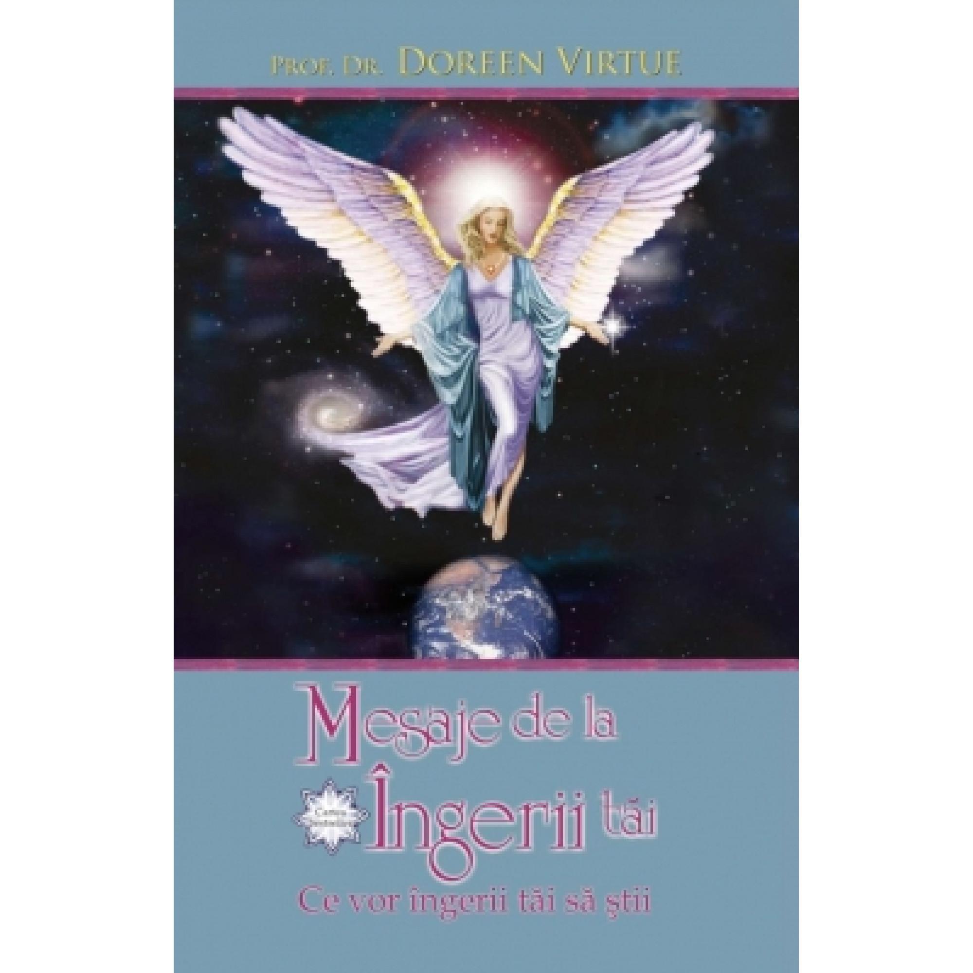 Mesaje de la îngerii tăi; Doreen Virtue