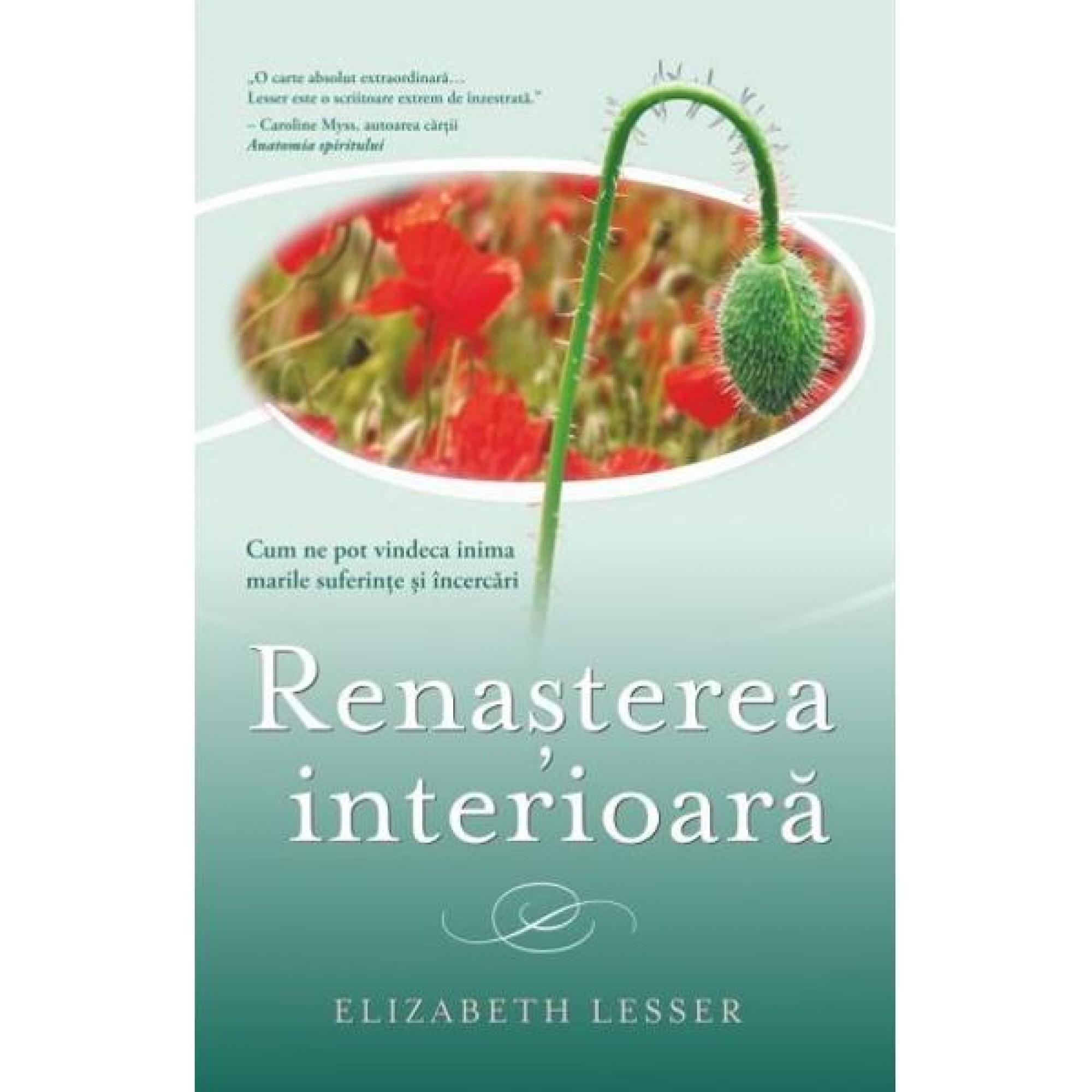 Renașterea interioară; Elizabeth Lesser