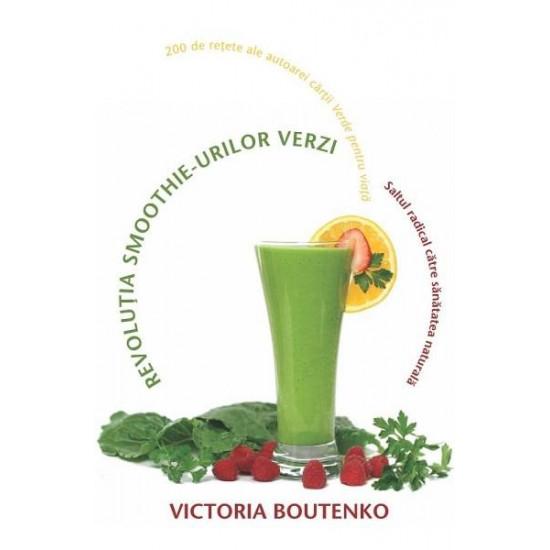 Revoluția smoothie-urilor verzi