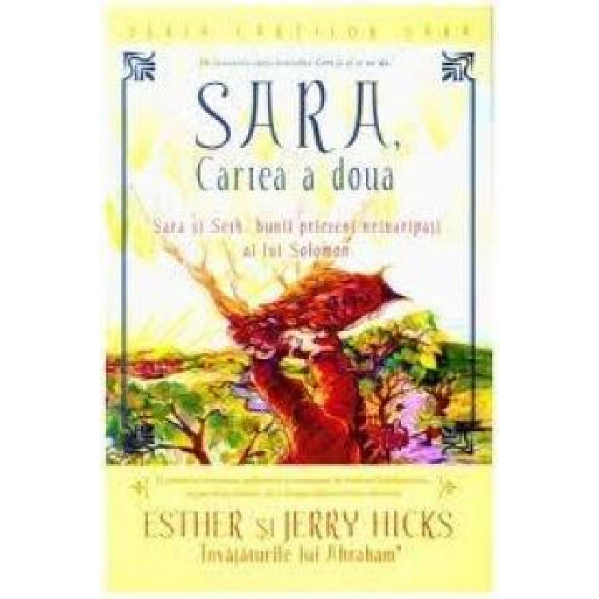 Sara, cartea a doua