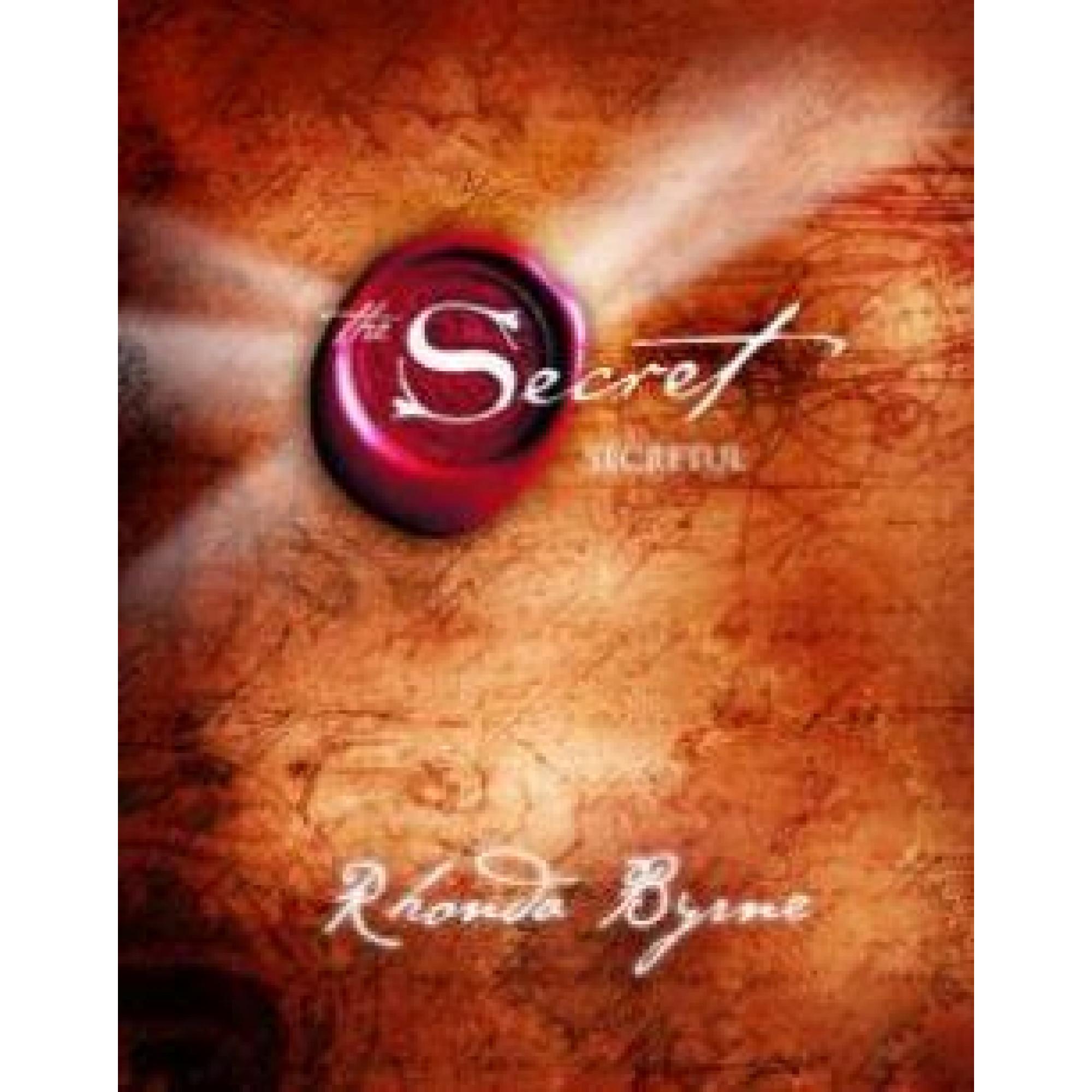 Secretul (The Secret). Hardcover; Rhonda Byrne
