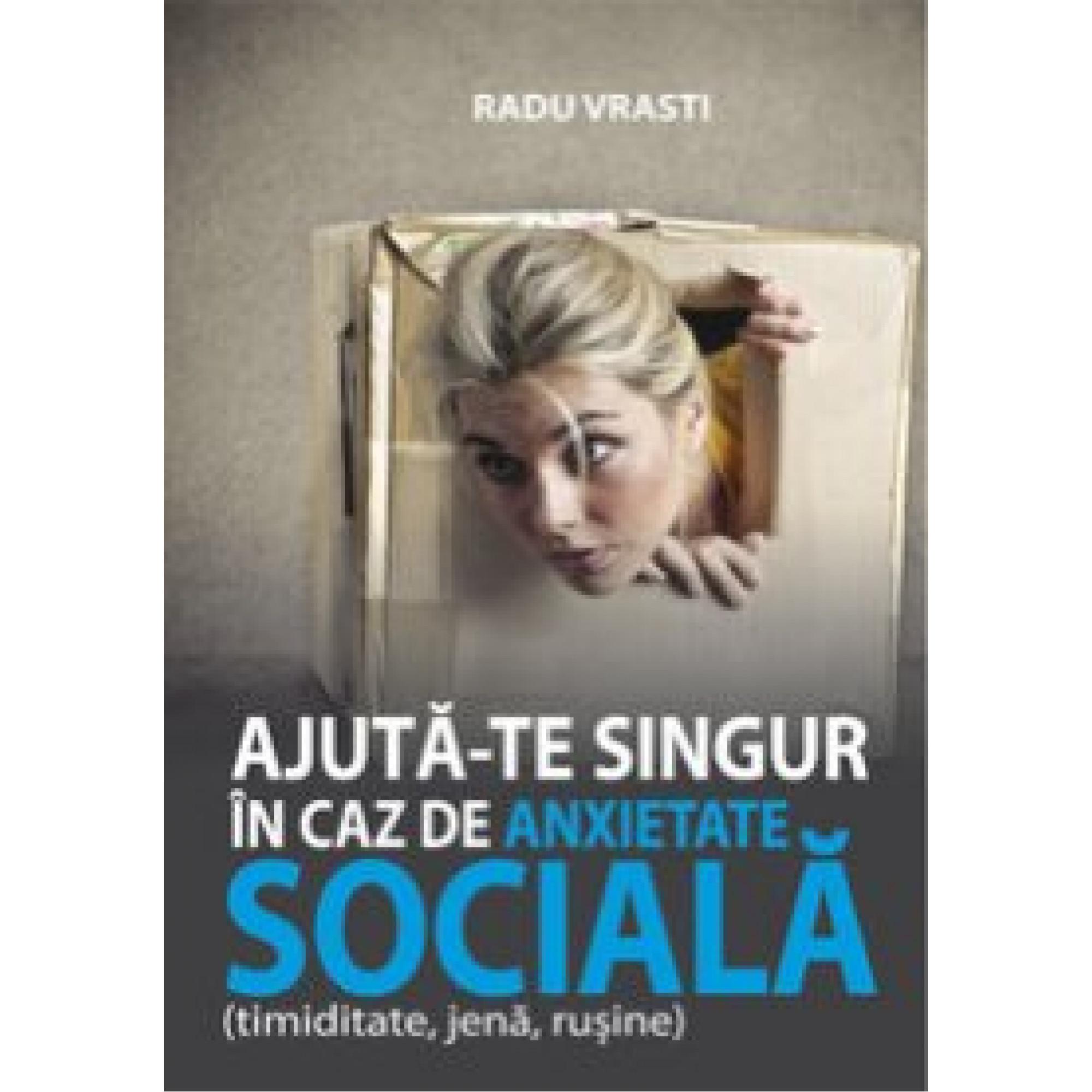 Ajută-te singur în caz de anxietate socială; Radu Vrasti