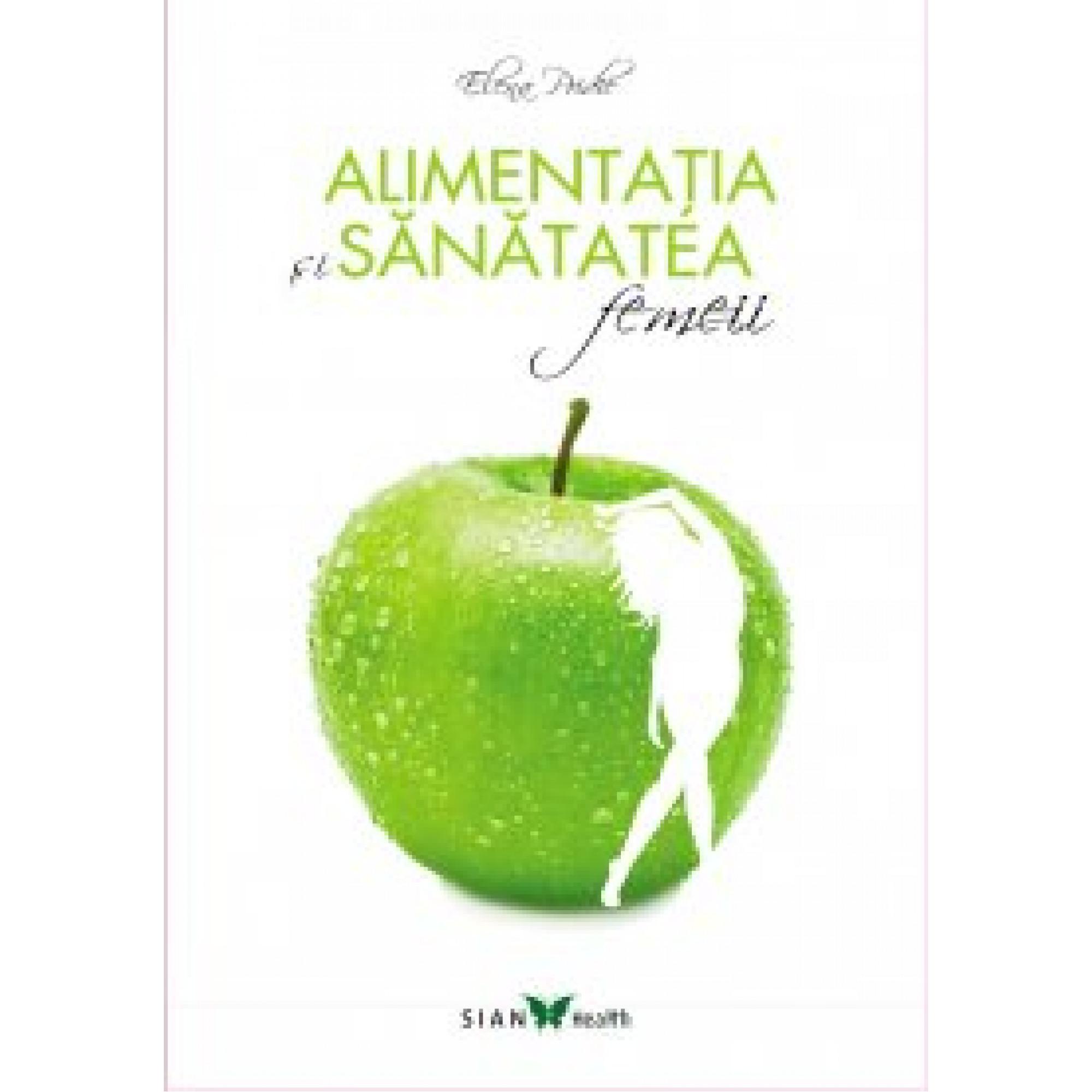 Alimentația și sănătatea femeii; Elena Pridie
