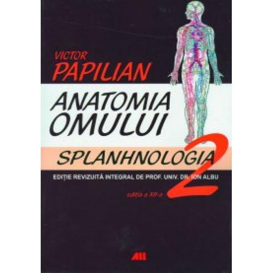 Anatomia omului. Volumul 2