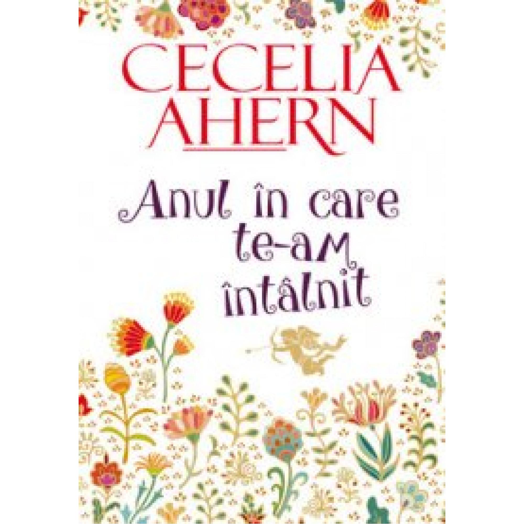 Anul în care te-am întâlnit; Cecelia Ahern