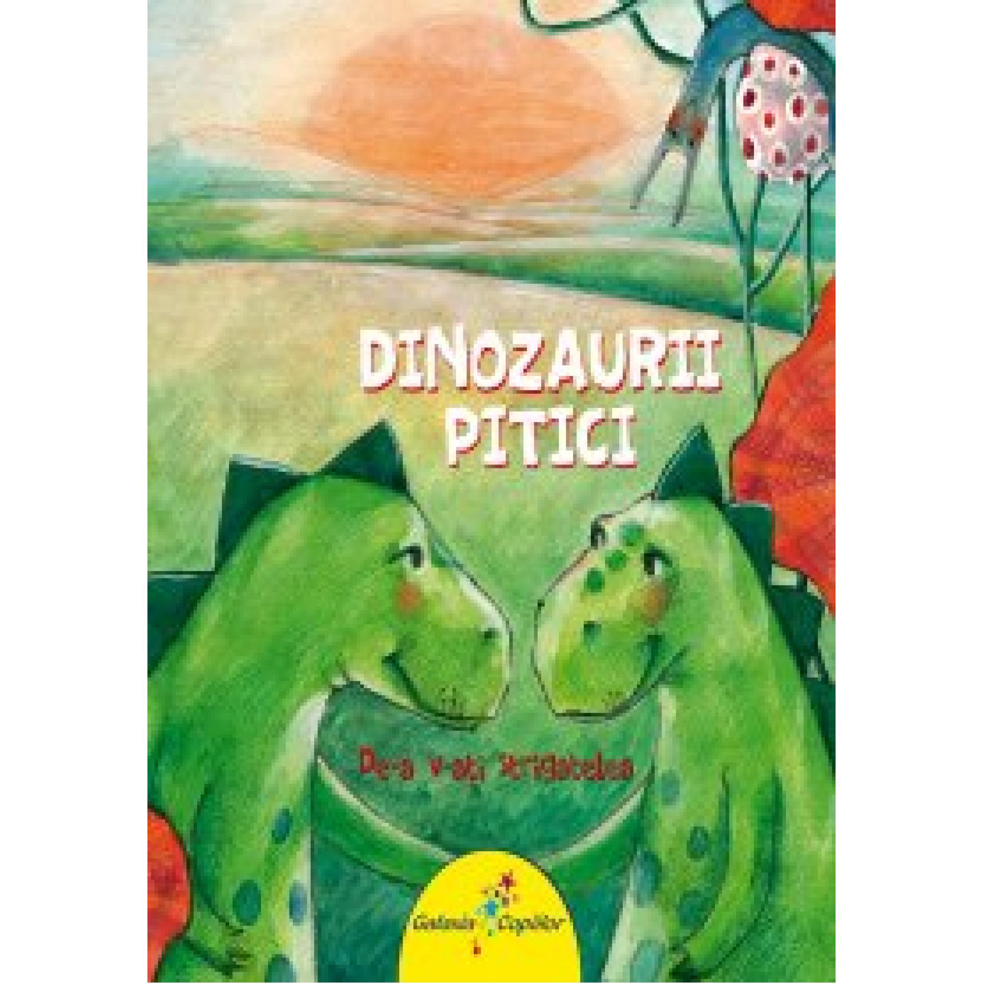 Dinozaurii pitici; Martin Zick