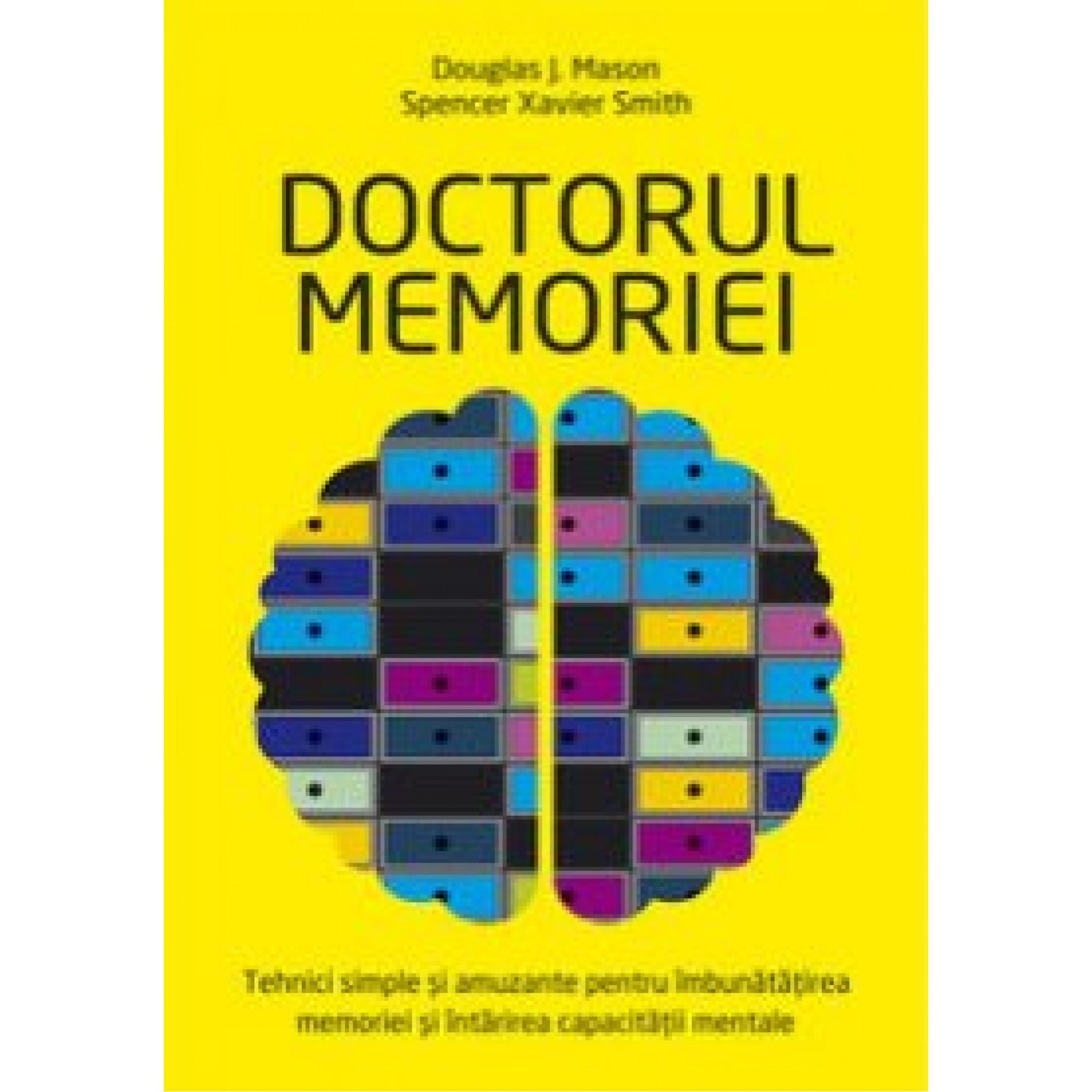 Doctorul memoriei; Douglas J. Mason, Spencer Xavier Smith