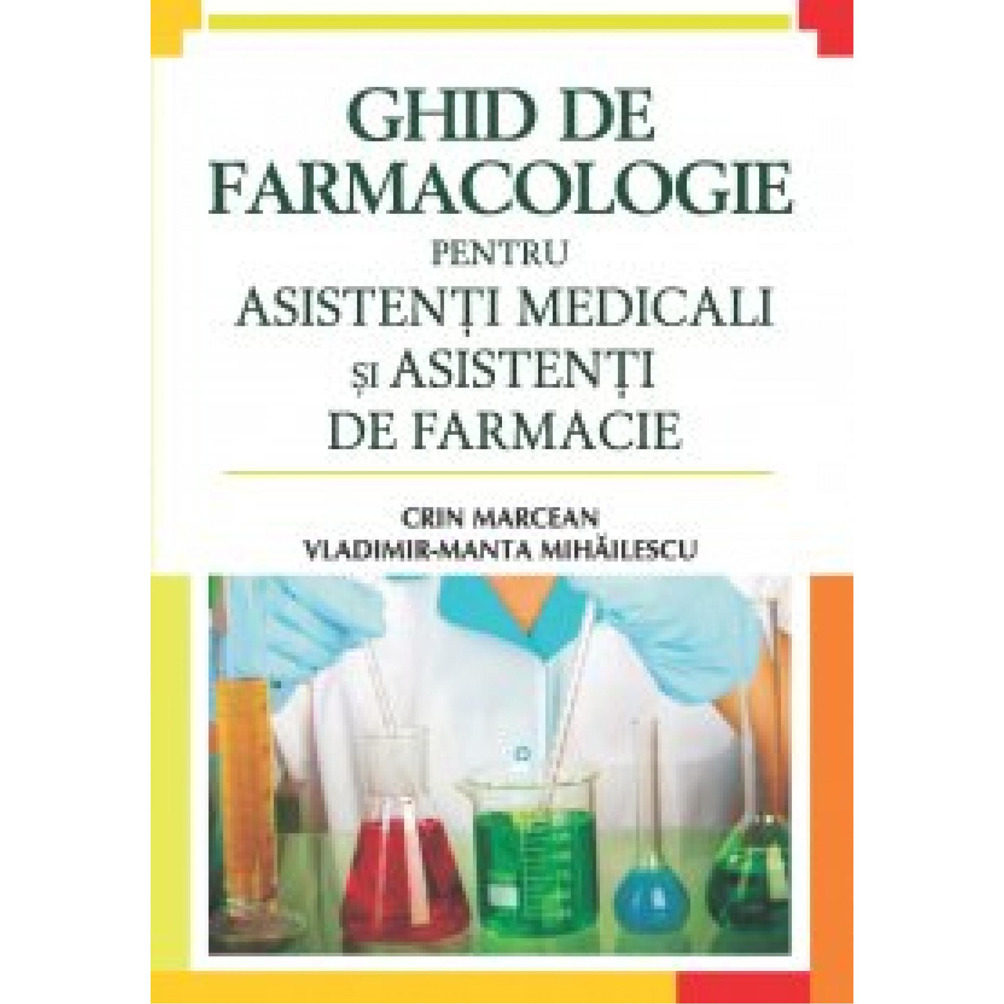 Ghid de farmacologie