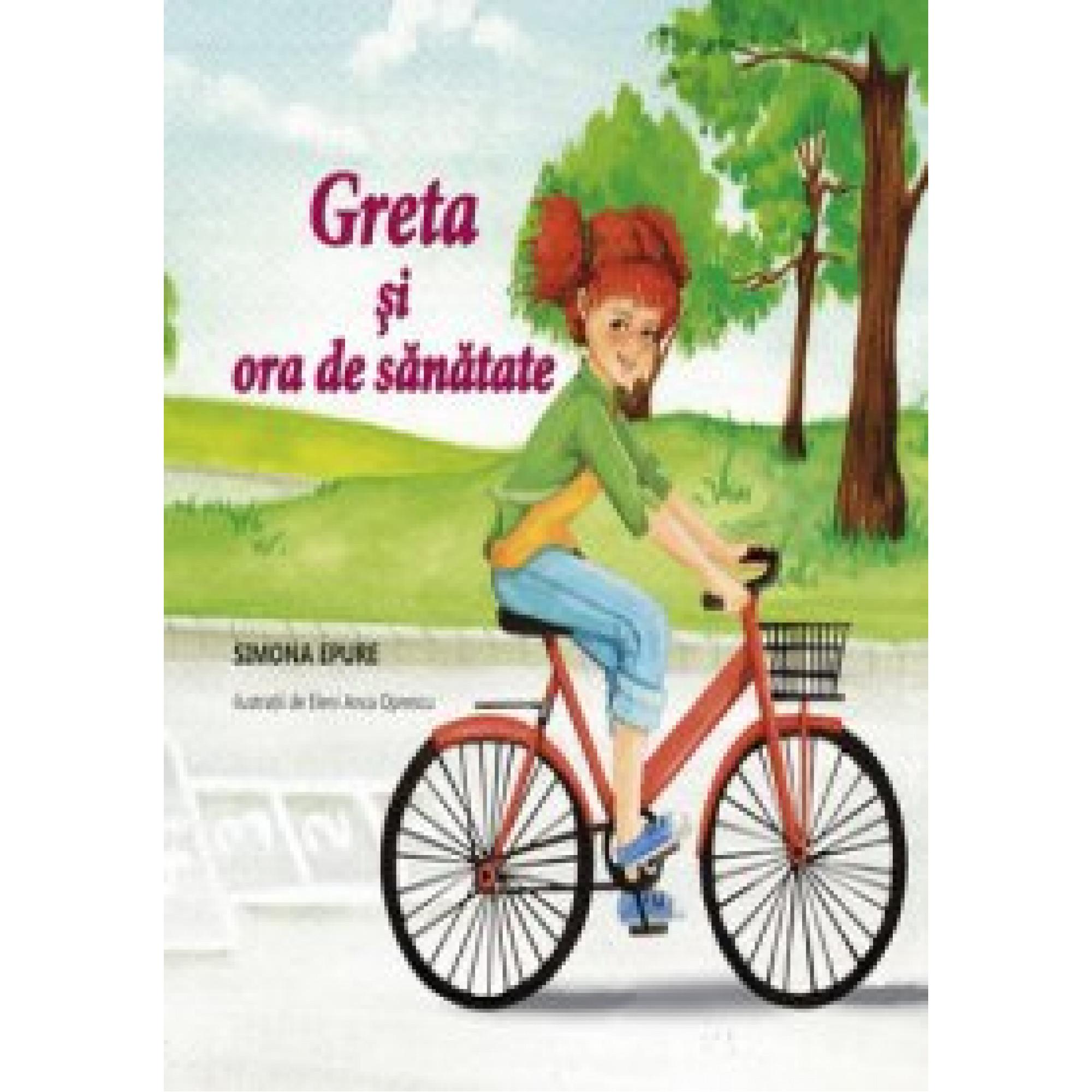 Greta și ora de sănătate; Simona Epure