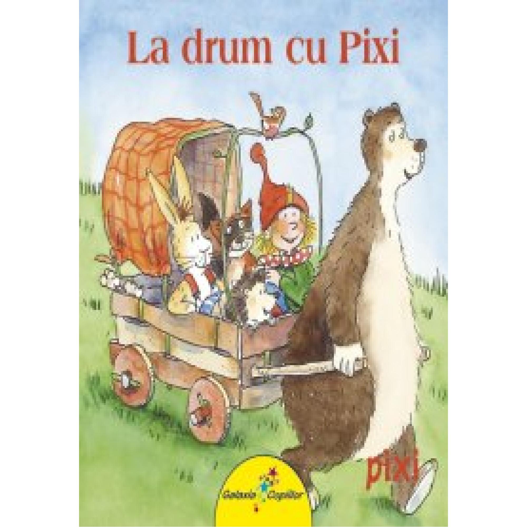 La drum cu Pixi; Simone Nettingsmeier