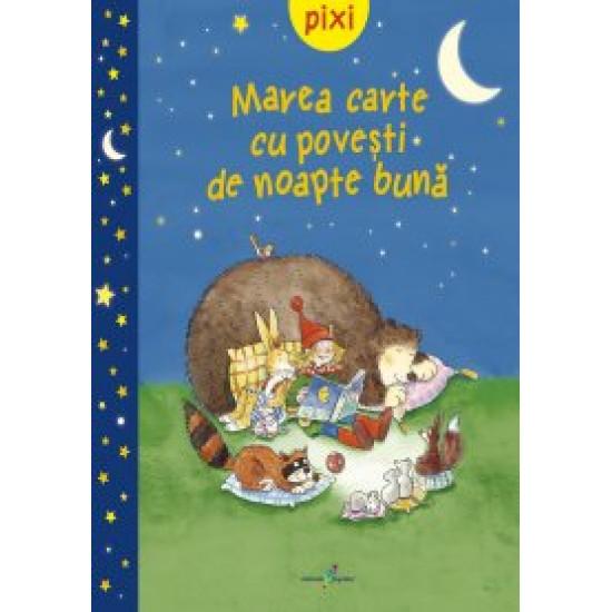 Marea carte cu povești de noapte bună