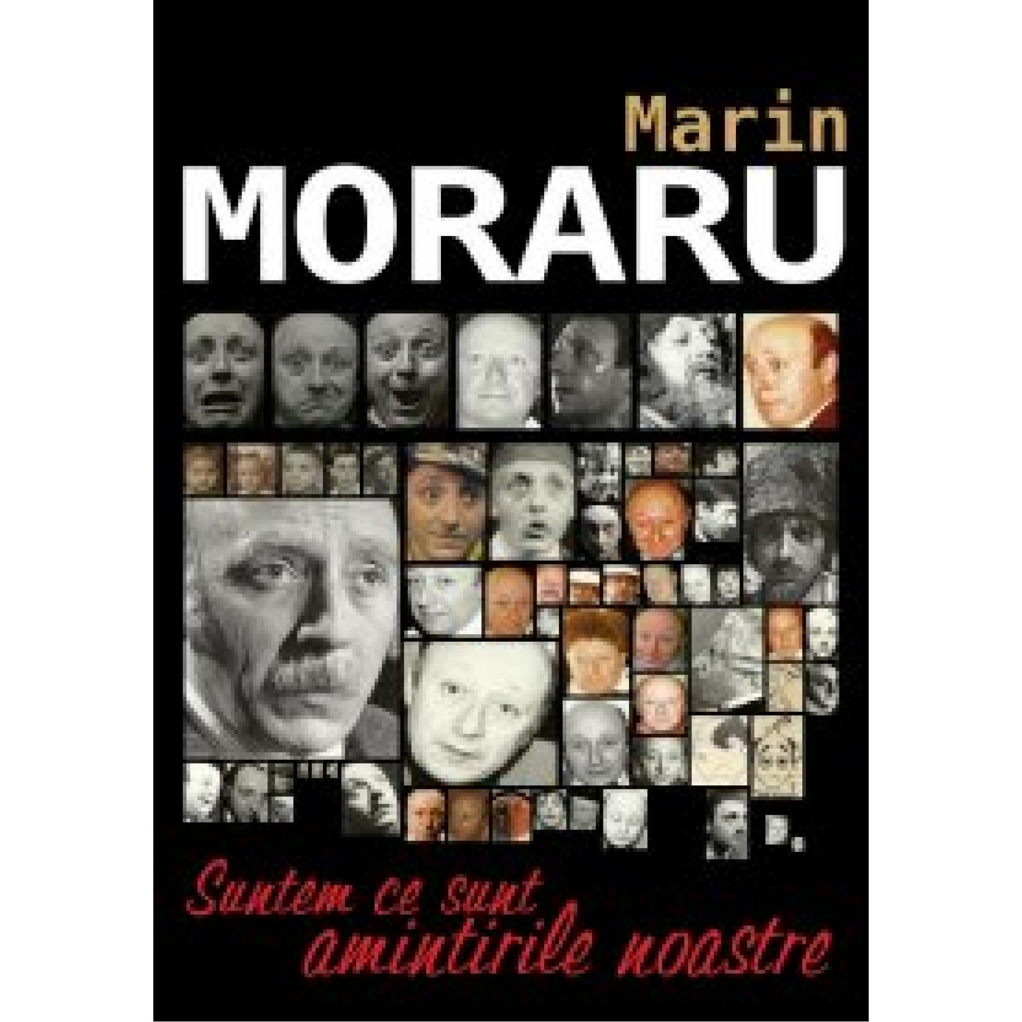 Marin Moraru. Suntem ce sunt amintirile noastre; Maria Capelos într-o discuție amicală cu Marin Moraru