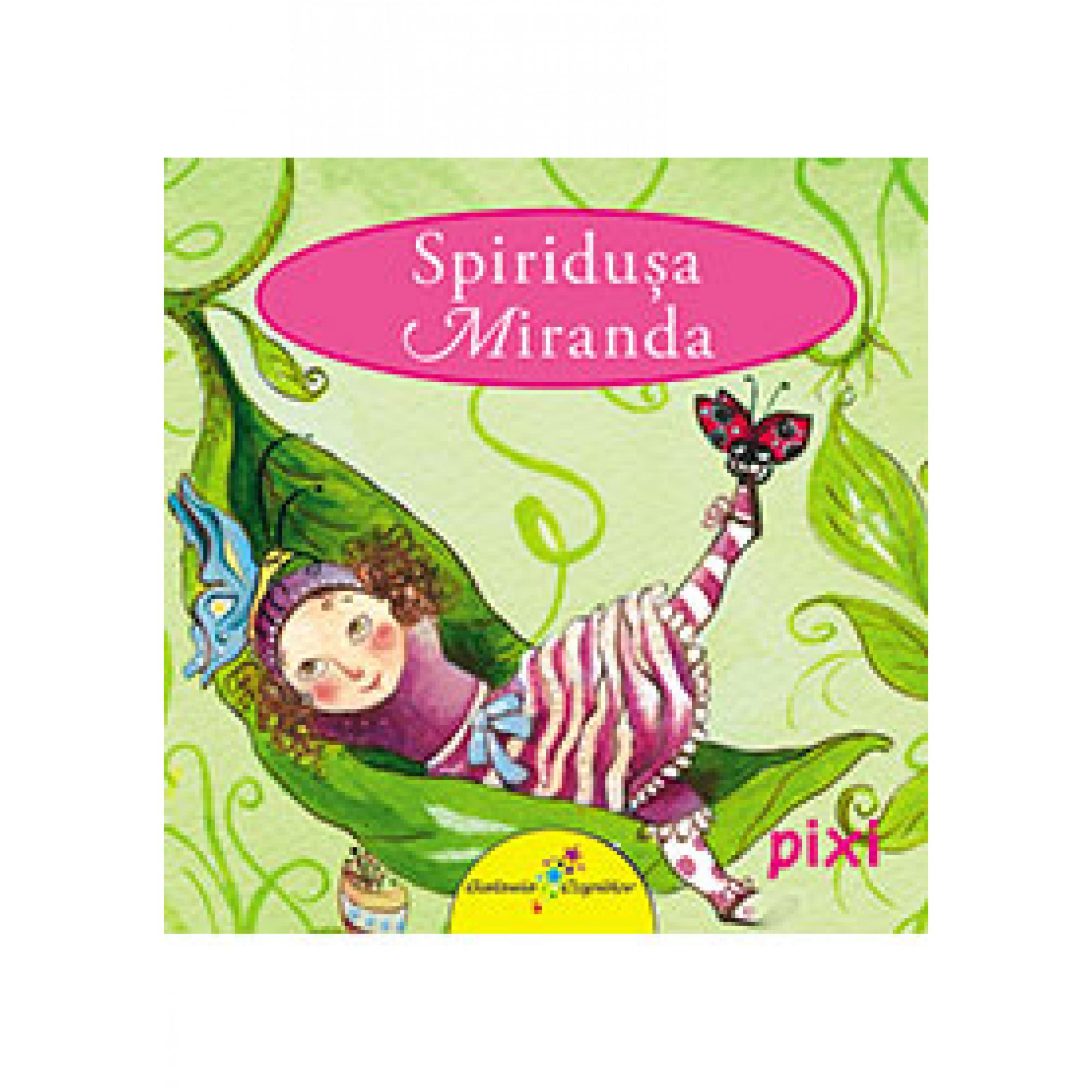 Micuța nimfă Miranda
